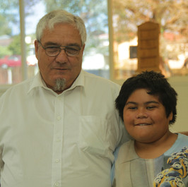 Paul and Manesseh Paki