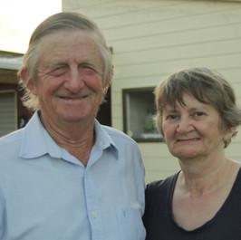 Michael and Edith Gilligan