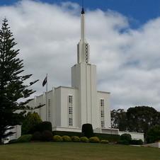 Hamilton New Zealand Temple