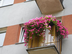 I wyróżn balkon