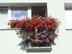 II m balkon
