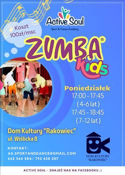 Zumba Kids DK Rakowiec (002m)