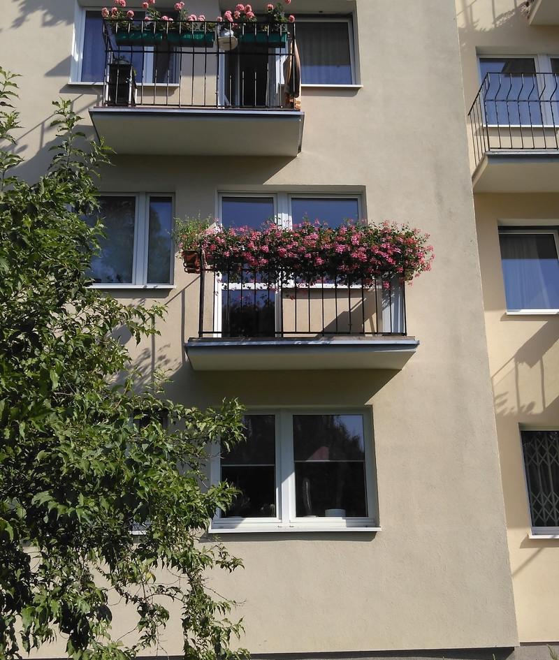 I miejsce - balkon
