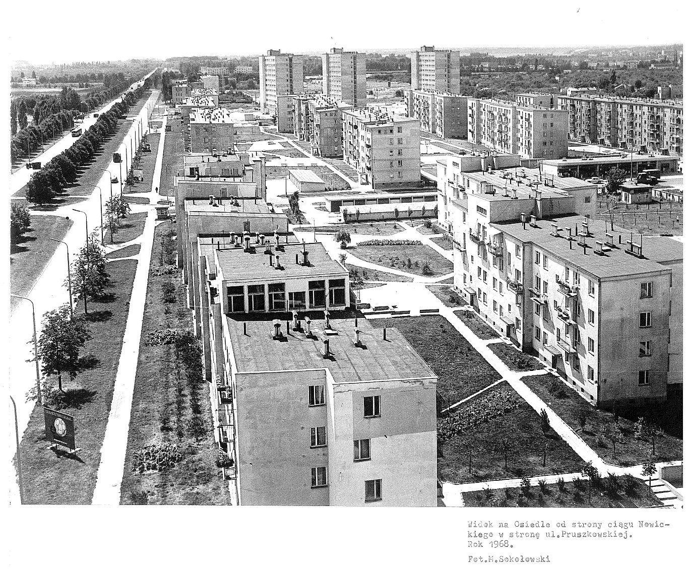 WSM lata 60-70