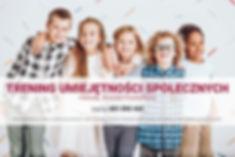 plakat_trening_umiejętnosci_społecznych.