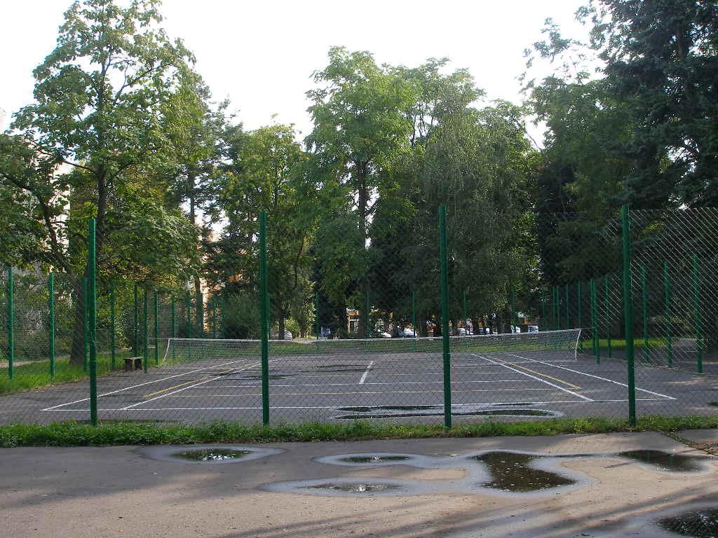 osiedlowe korty tenisowe