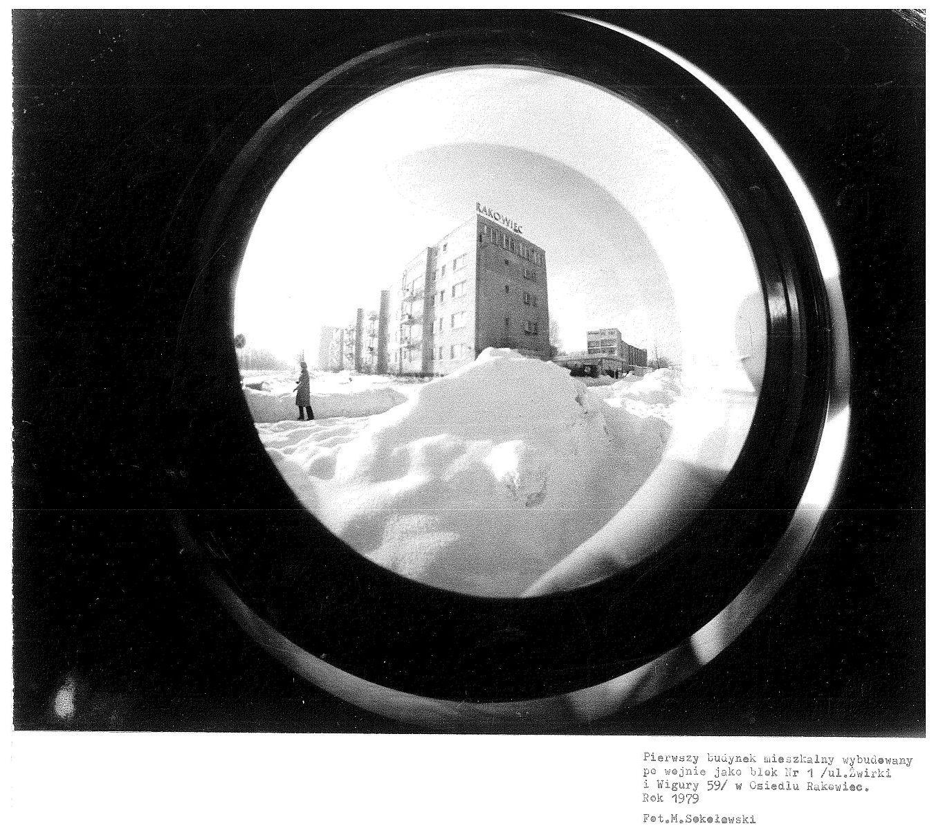 WSM lata 60-70 XXw