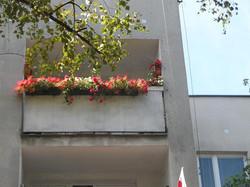 III m balkon