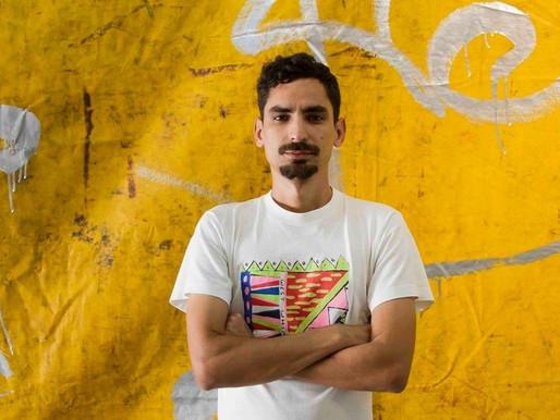 11.10.19 - Causerie d'artiste - Victor Piverno-  Artist Talk