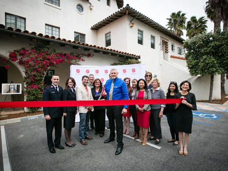SALVATION ARMY IN SANTA BARBARA ADDS DRUG TREATMENT BEDS