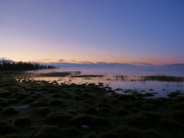 Sunrise at Kuvsgul Nuur
