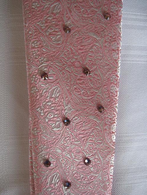 204 Bling Pink Paisley