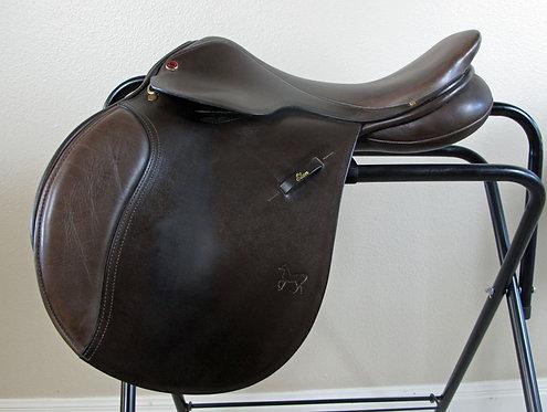 Arabian Saddle Company Elan - Bridle Leather - 17W