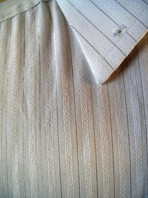 Show Season White/Silver Shirt - Size 10