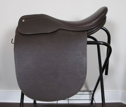 "21"" Ideal Saddle Co Calfskin - NEW"