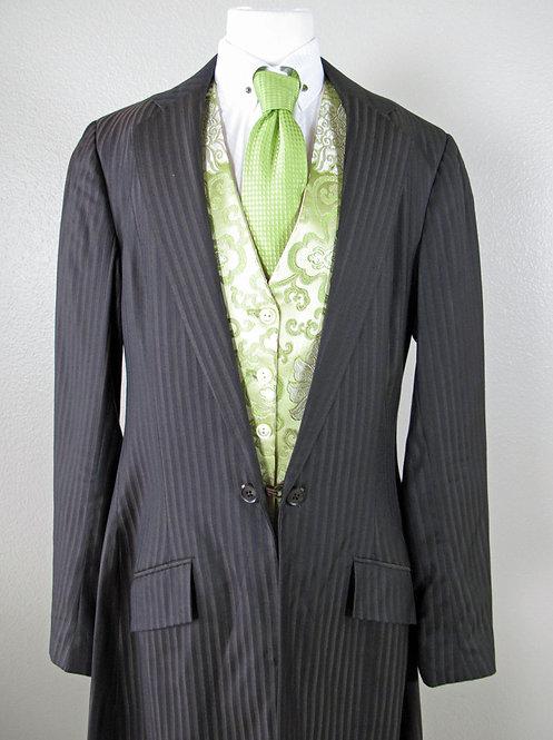 Frierson Brown Stripe Suit - Ladies 4/Youth 16