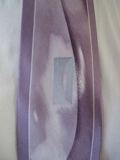314 Bruno Rossi Lavender silk swirl