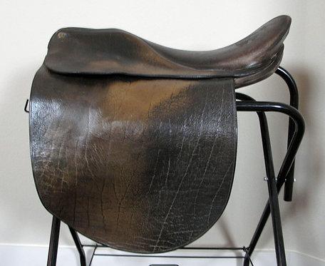 """21"""" Joseph Sterling Buffalo work saddle"""
