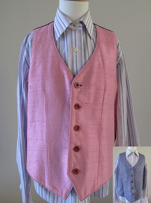 Show Season Lavender/Pink Revers. - Size 12/14