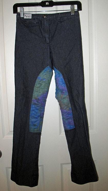 Hot Jods Navy Denim with Blue/Purple Tie Dye 12L