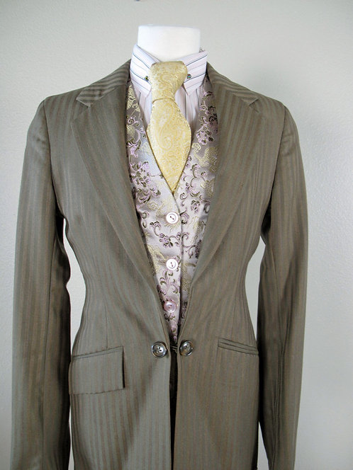 Frierson Taupe Complete Outfit - Size 8/10