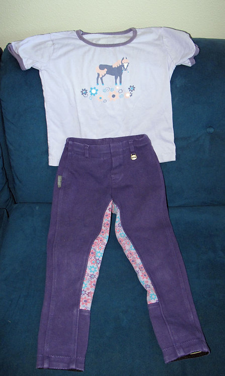 Ovation practice outfit - SO cute - Youth 6/8