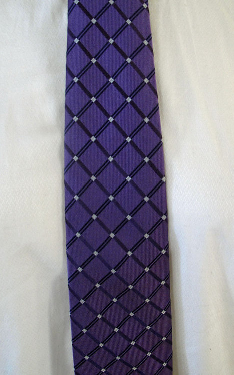 308 Nautica Purple diamond pattern