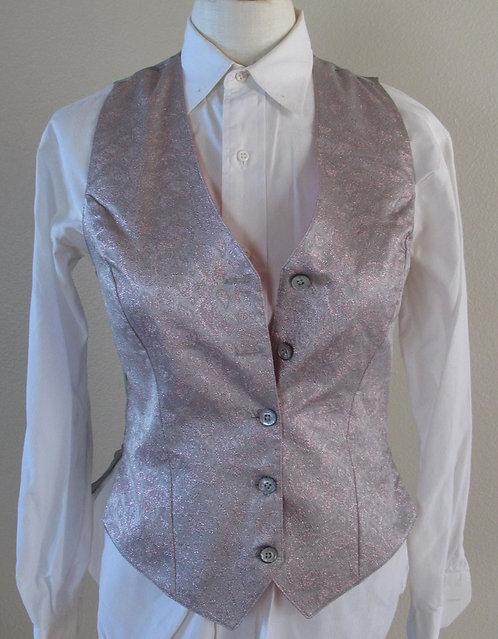 Silver-pink metallic/pink - Ladies 4/6