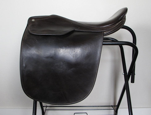 "21"" Shively MMX - work saddle - 2000 model"
