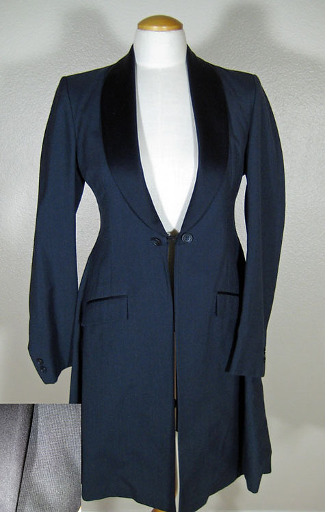 RJ Becht Navy Formal - Ladies 6/8