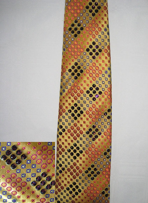 207 Bling Yellow-Orange-Prpl