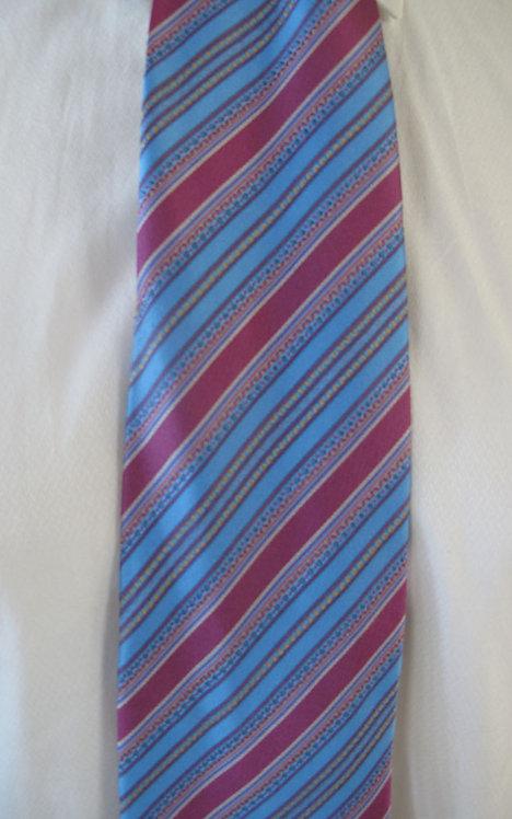 301 Daniel De Fasson bright blue-bright pink strp