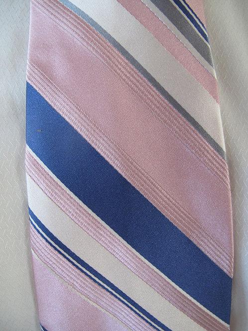310 Jones NY Pink-Blue-White Stripe