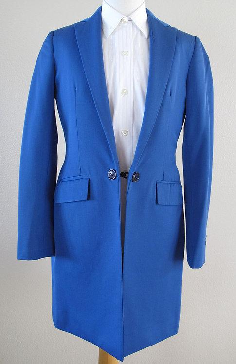 Deregnaucourt Bright Blue Suit Size 9/10