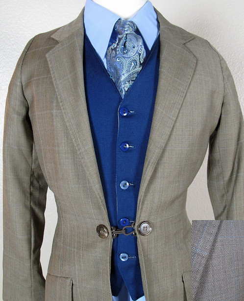 Frierson Complete Outfit Taupe - Size 8