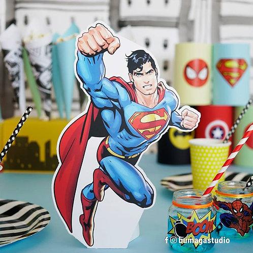 דמות קטנה סופרמן