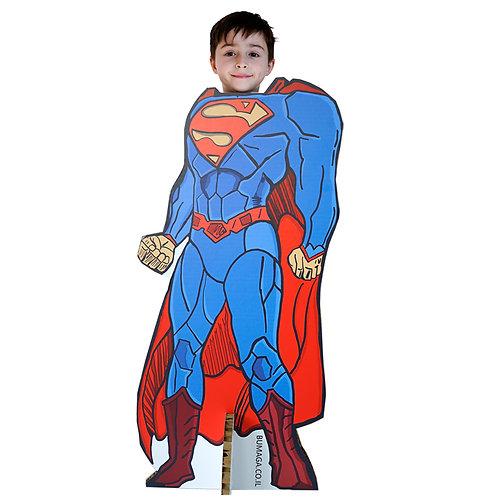 דמות גדולה סופרמן