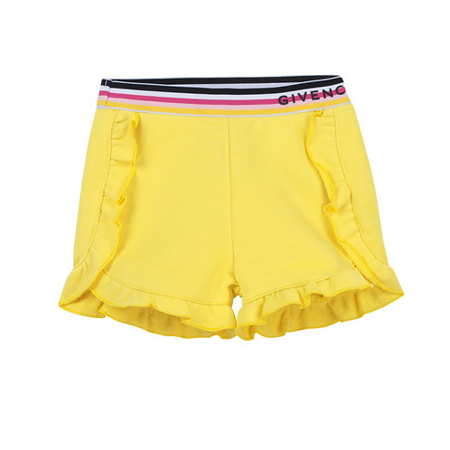 H04101/508 GIVENCHY BABY GIRLS SHORT PANTS