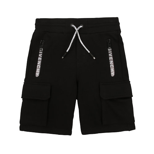 H24121/09B GIVENCHY KIDS BOYS SHORTS