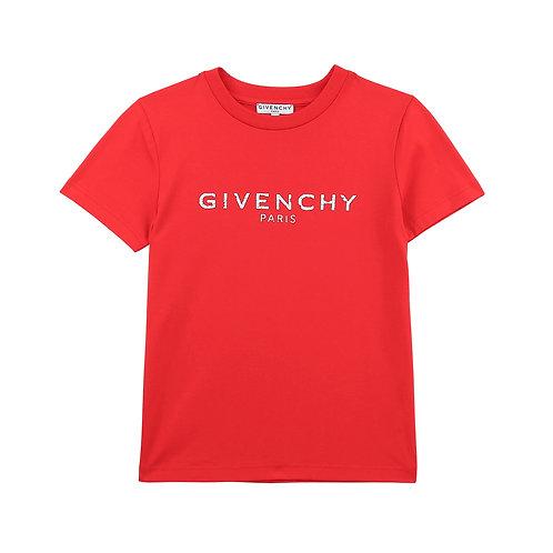 H25M47/991 GIVENCHY KIDS BOYS T-SHIRT