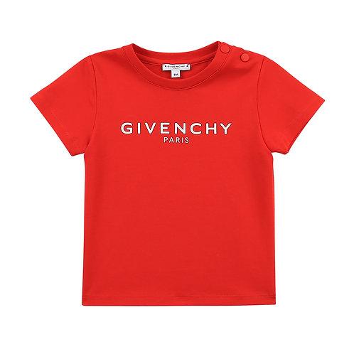 H05M16/991 GIVENCHY BABY BOYS SHORT SLEEVE T-SHIRTS