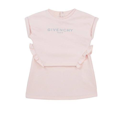 H02069/45S GIVENCHY BABY GIRLS DRESS