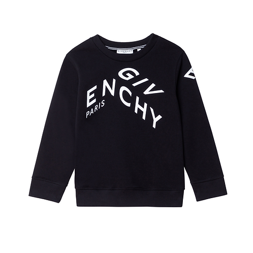 H25240/09B GIVENCHY KIDS  SWEATSHIRT