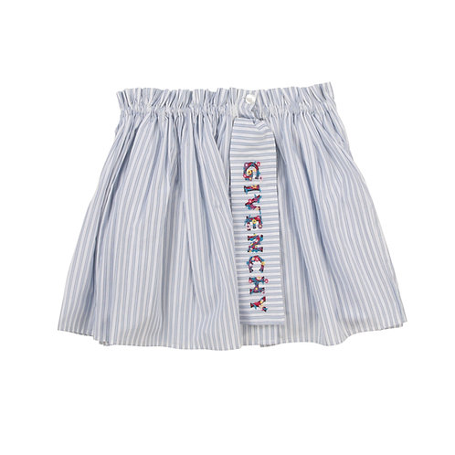 H13043/N48 GIVENCHY GIRLS SKIRT