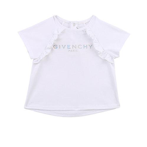 H05168/10B GIVENCHY BABY GIRLS T-SHIRT