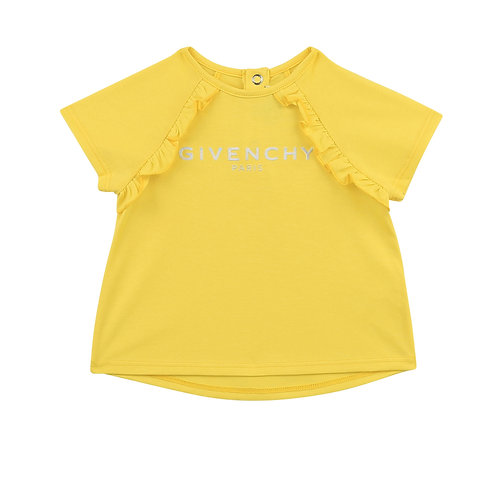 H05168/508 GIVENCHY BABY GIRLS T-SHIRT