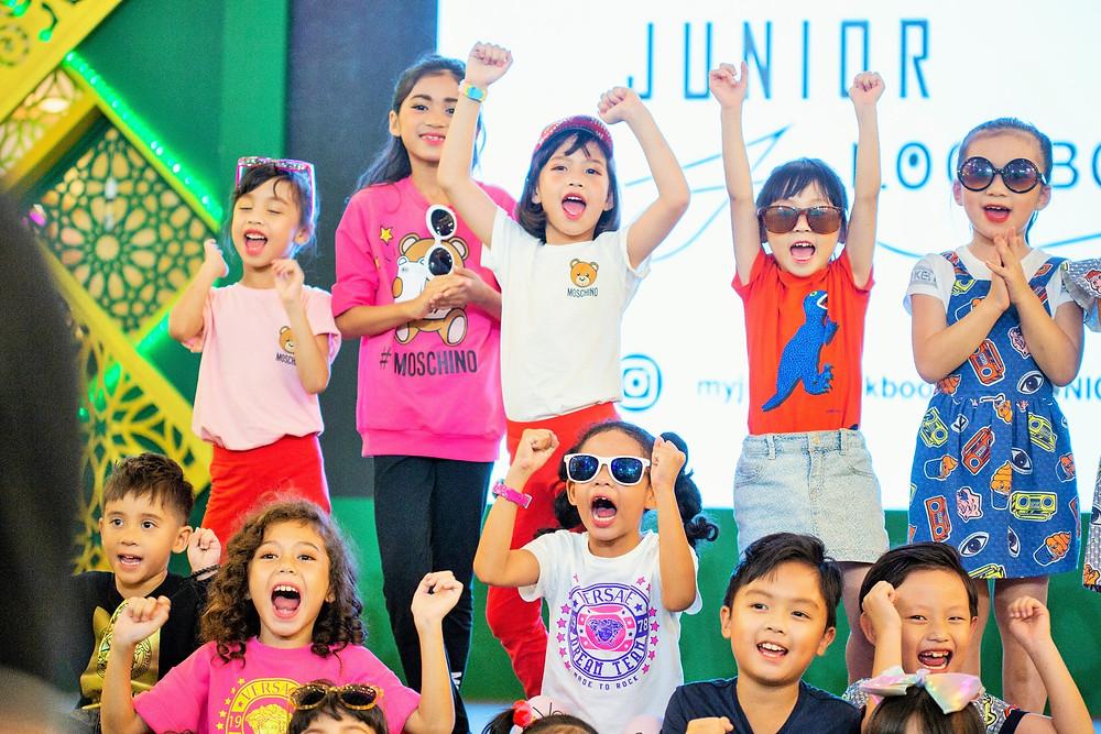 Fashion Kids Model @ RAYA RUNWAY 2019 by JUNIOR LOOKBOOK