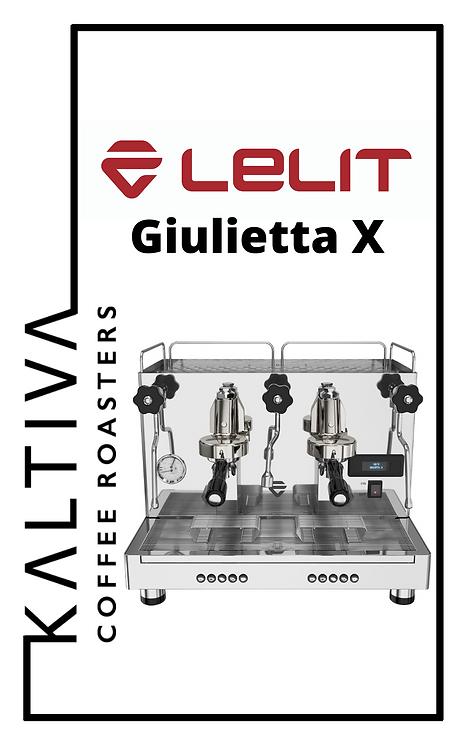 LELIT - Giulietta X (Commercial)