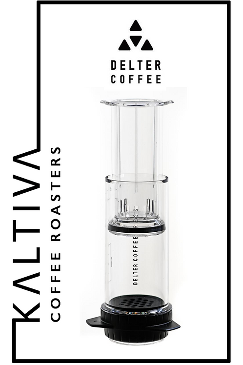 DELTER COFFEE | Coffee Press