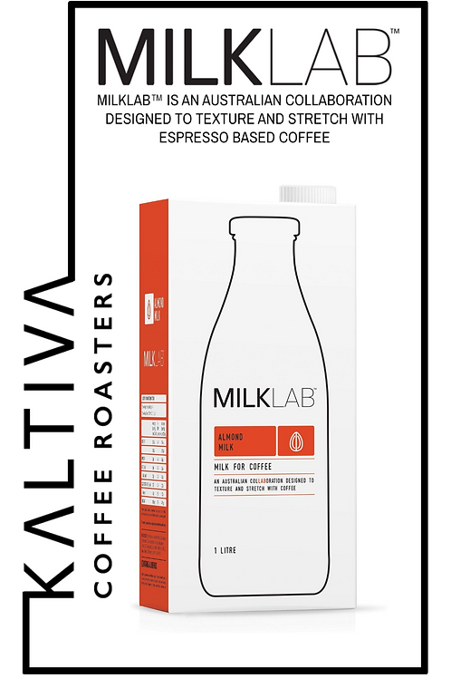 MILK LAB | Barista Milks